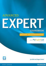 Expert Advanced Coursebook with MyLab Pack : Expert - Jan Bell