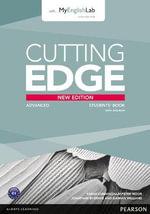 Cutting Edge Advanced and MyLab Pack : Cutting Edge - Sarah Cunningham