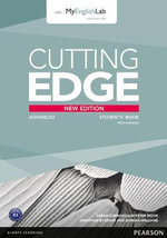 Cutting Edge Advanced Students' Book with DVD and MyLab Pack