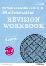 REVISE Edexcel GCSE (9-1) Mathematics Higher Revision Workbook : for the 2015 qualifications - Harry Smith