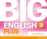 Big English Plus 3 Class : Big English - Mario Herrera