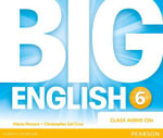 Big English Plus 6 Class : Big English - Mario Herrera