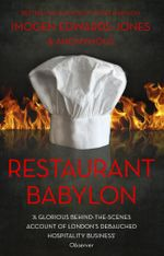 Restaurant Babylon - Imogen Edwards-Jones