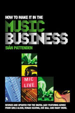 How To Make it in the Music Business - Siân| Pattenden
