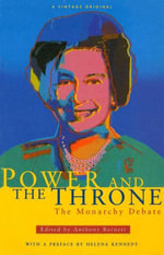 Power And The Throne - Anthony Barnett