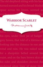 Warrior Scarlet - Rosemary Sutcliff