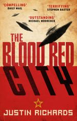 The Blood Red City - Justin Richards