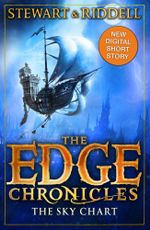 The Edge Chronicles : The Sky Chart: A Book of Quint - Paul Stewart