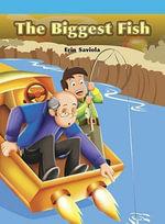 The Biggest Fish - Erin Saviola