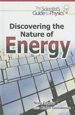 Discovering the Nature of Energy - Nora Clemens