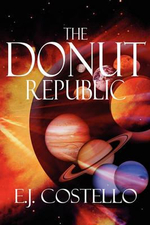 The Donut Republic - E J Costello