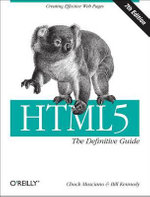 HTML5 : The Definitive Guide - Chuck Musciano