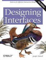 Designing Interfaces - Jenifer Tidwell