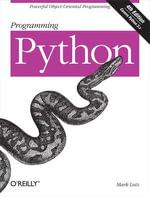 Programming Python - Mark Lutz