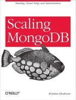 Scaling MongoDB - Kristina Chodorow