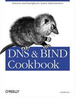 DNS & Bind Cookbook - Cricket Liu