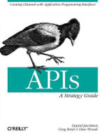 APIs : A Strategy Guide - Dan Woods