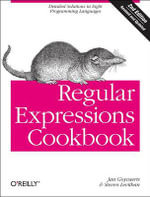 Regular Expressions Cookbook - Steven Levithan