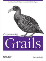 Programming Grails - Burt Beckwith