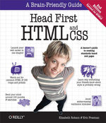 Head First HTML and CSS - Elisabeth Robson