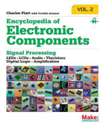 Encyclopedia of Electronic Components: Volume 2 : Diodes, Transistors, Chips, Light, Heat, and Sound Emitters - Charles Platt