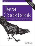 Java Cookbook : Cookbook - Ian Darwin