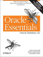Oracle Essentials - Rick Greenwald