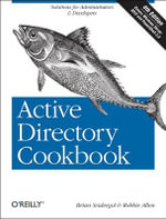 Active Directory Cookbook - Brian Svidergol