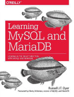Learning MySQL and MariaDB - Russell Dyer