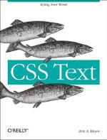 CSS Text - Eric Meyer