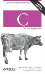 C Pocket Reference - Peter Prinz