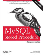 MySQL Stored Procedure Programming - Guy Harrison