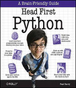Head First Python : OREILLY - Paul Barry