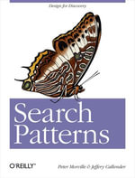 Search Patterns : Design for Discovery - Peter Morville