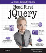 Head First jQuery : OREILLY - Ryan Benedetti
