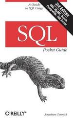 SQL Pocket Guide : POCKET REFERENCES - Jonathan Gennick
