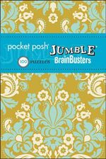 Pocket Posh Jumble BrainBusters : 100 Puzzles - The Puzzle Society