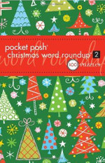 Pocket Posh Christmas Word Roundup 2 - The Puzzle Society