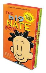 The Big Nate Box : Big Nate - Lincoln Peirce