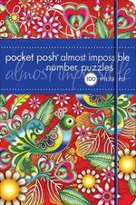 Pocket Posh Almost Impossible Number Puzzles - The Puzzle Society