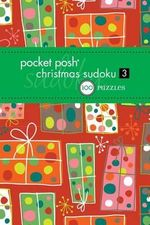 Pocket Posh Christmas Sudoku 3 : 100 Puzzles