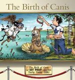 The Birth of Canis : A Get Fuzzy Collection - Darby Conley