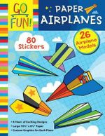 Go Fun! Paper Airplanes - Accord Publishing