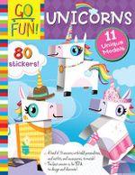 Go Fun! Unicorns - Accord Publishing