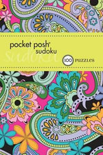 Pocket Posh Sudoku 19 : 100 Puzzles - The Puzzle Society