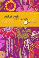 Pocket Posh Word Search 6 : 100 Puzzles - The Puzzle Society