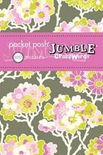 Pocket Posh Jumble Crosswords 4 : 100 Puzzles - The Puzzle Society