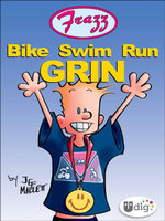 Frazz : Bike Swim Run Grin - Jef Mallett