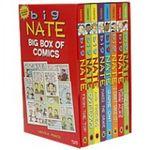 Big Nate - 8 book boxed set - Lincoln Peirce