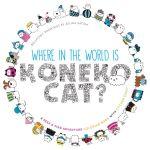 Where in the World is Koneko Cat? : A Seek & Find Coloring Adventure Book - Asuka Satow
